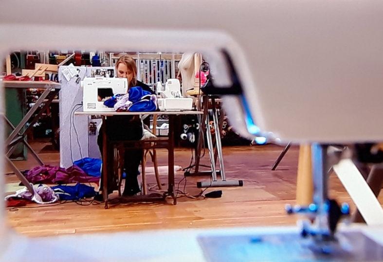 Anastasia, expulsada, y Saray, repescada, en Maestros de la Costura