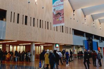 Más de 18.000 personas acuden a la feria Tendencias Creativas (BEC, Vizcaya)