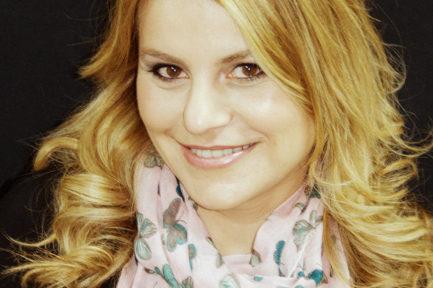 Gema Cabanillas, autora de `Patrones Mujer´