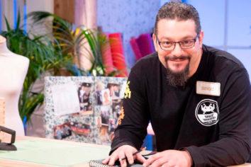 Sergio, expulsado en el octavo programa de Maestros de la Costura