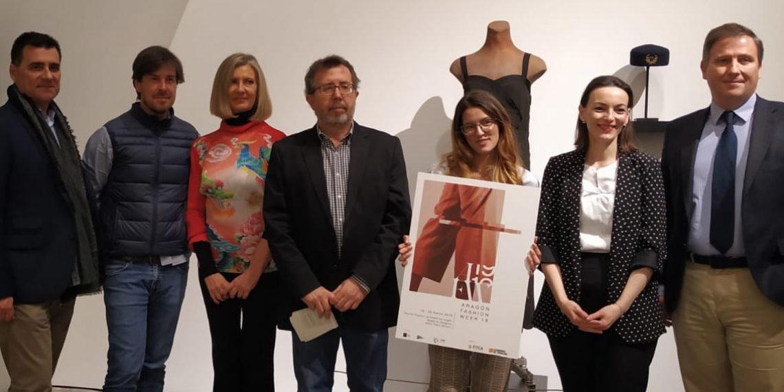 La segunda edición de Aragón Fashion Week, del 18 al 23 de marzo de 2019