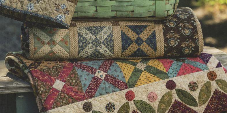 `Quilts con diseños espectaculares´, de Editorial El Drac