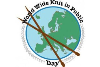 8 de junio de 2019, 14º Día Mundial del Tejer en Público