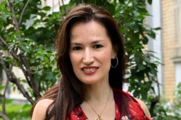 Sol Lasierra, autora de `Colours for Baby´