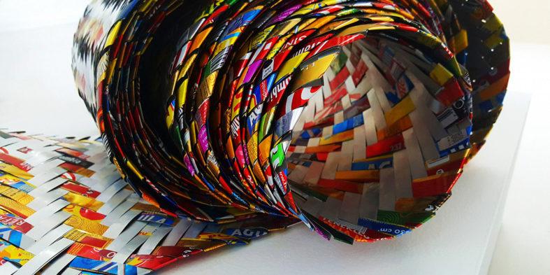 VIII Bienal Internacional de Arte Textil WTA de Madrid