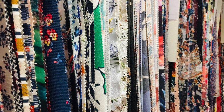 Actividad solidaria de la empresa de intermediación textil CREPIS