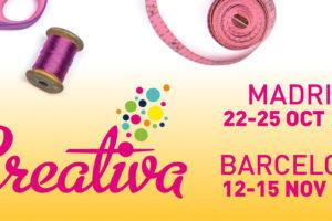 Ya hay fechas en 2020 para Creativa Madrid y Creativa Barcelona