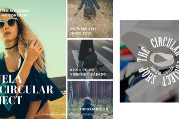 La escuela de moda sostenible The Circular Proyect afianza su propuesta online