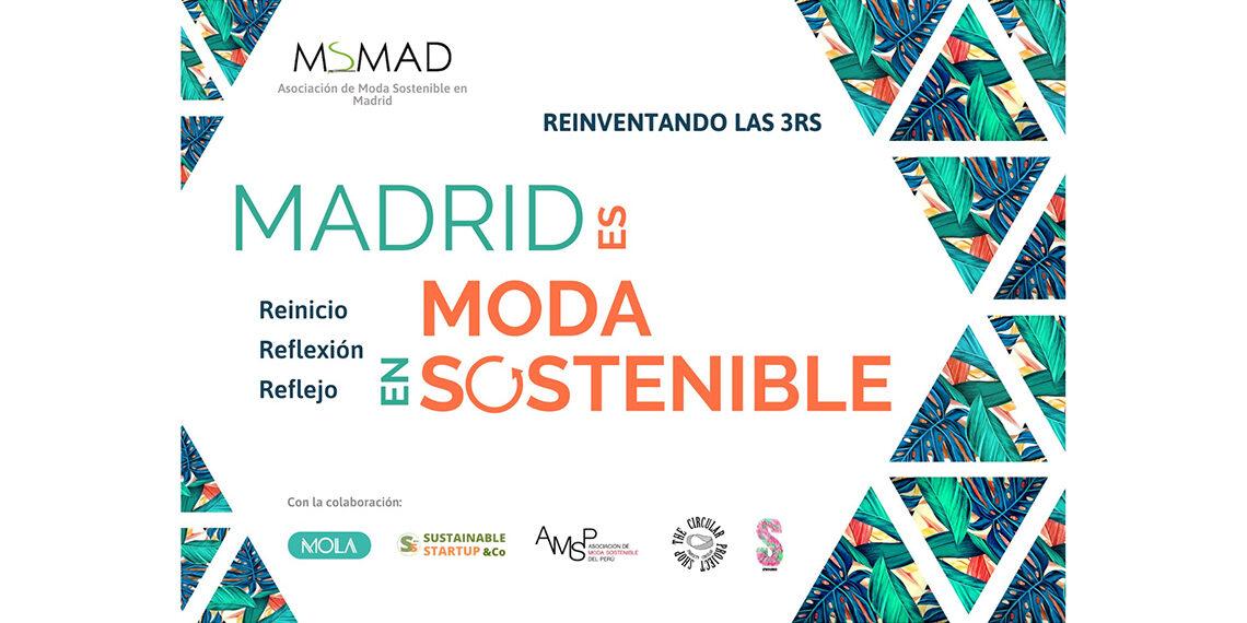 Jornadas de reflexión sobre la moda paralelas a la Semana de la Moda de Madrid (online)