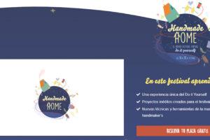 Handmade Festival BCN mantiene su edición a pesar de la COVID-19: online y gratuita