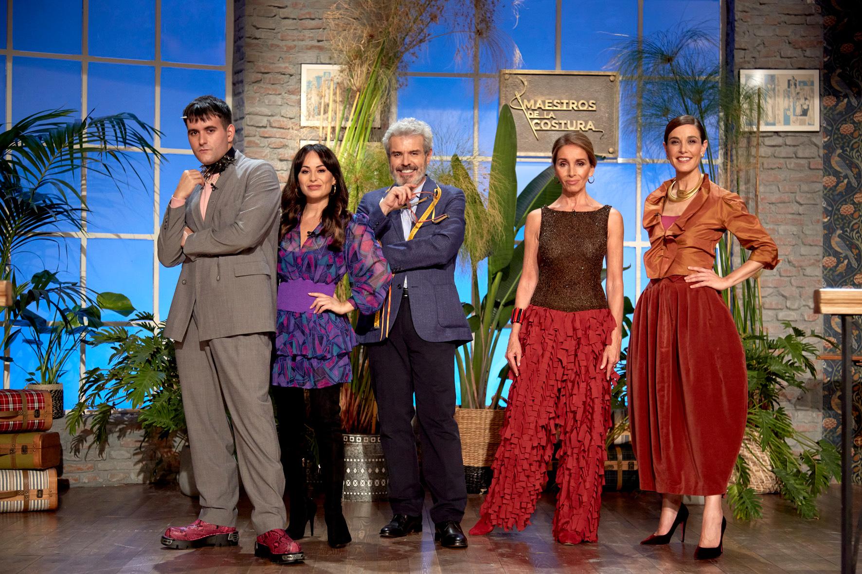 Maestros de la Costura 4, programa 2. Ana Belén.