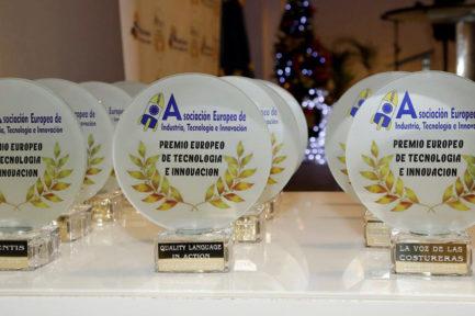 Premio Europeo de Tecnología e Innovación 2020