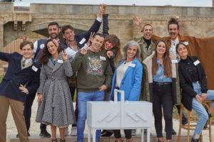 Ana Belén y Paco Clavel visitan Maestros de la Costura 4