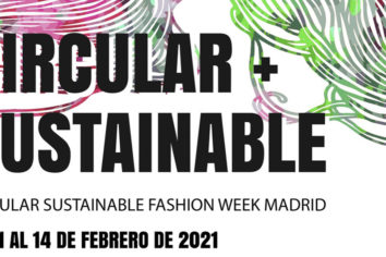 `Circular Sustainable Fashion Week´, en Madrid del 1 al 14 de febrero de 2021
