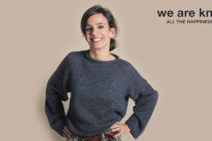 Entrevista a Pepita Marín Rey-Stolle, CEO de We Are Knitters