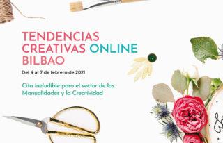 La feria Tendencias Creativas se celebrará online del 4 al 7 de febrero de 2021