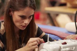 Entrevista a Elena, primera expulsada de `Maestros de la Costura 4´