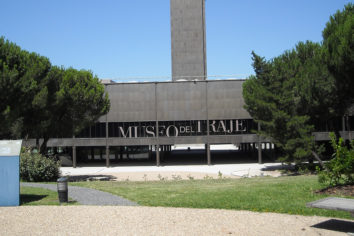 El Museo del Traje de Madrid abrirá sus puertas a finales de 2021