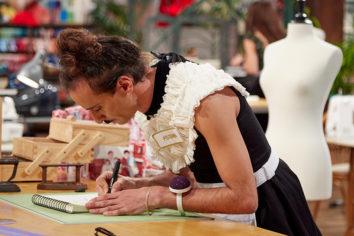 Entrevista a Fermín, sexto expulsado de `Maestros de la Costura 4´