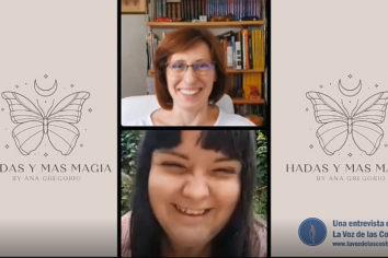 Entrevista Ana Gregorio, creadora de Hadas y más Magia